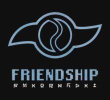 Digimon - Crest of Friendship by Kaiserin