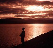 Yukon Evening by George Cousins