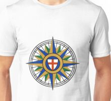 Anglican Compass Rose Unisex T-Shirt