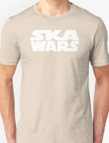 SKA WARS reggae dub step club music dance T-Shirt