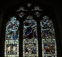Window of St David's (for Sandy?) by Ron Co