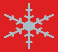 Winter holiday snowflake Kids Tee