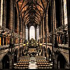 Liverpool Cathedral UK by Irene  Burdell