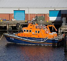 RNIB Spirit of Northumberland moored up in North Shields by Keith Larby