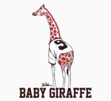 Baby Giraffe Belt by swiener
