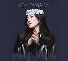 Girls' Generation - Kim Taeyeon by skiesofaurora