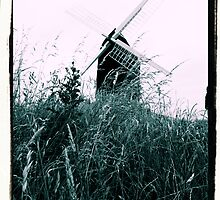 Windmill at Brill by jmalpass