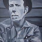 Tom Waits. by Hilary Brunsdon