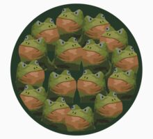 Get Out Frogs M9 Kids Clothes