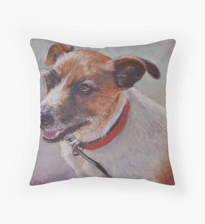 'Barney' Throw Pillow