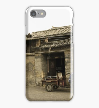 Jian Shui, China iPhone Case/Skin