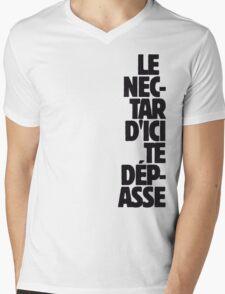 Punchline 3 Mens V-Neck T-Shirt