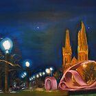 Jupiter by Hilary Brunsdon