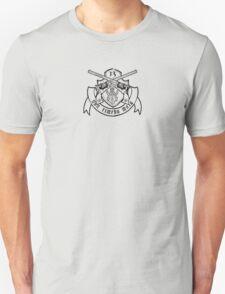 Non Timebo Mala (Black Crest) T-Shirt