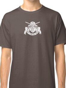 Non Timebo Mala (White Crest) Classic T-Shirt