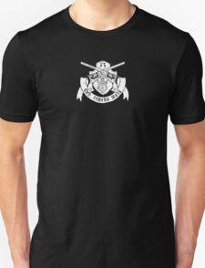 Non Timebo Mala (White Crest) T-Shirt
