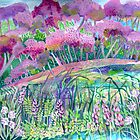 Spring is Sprung by marlene veronique holdsworth