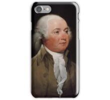 President John Adams iPhone Case/Skin