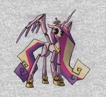 My Little Pony - MLP - FNAF - Princess Cadence Animatronic Kids Clothes