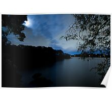 Port Hacking River Poster
