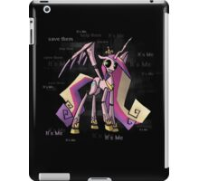 My Little Pony - MLP - FNAF - Princess Cadence Animatronic - It's Me iPad Case/Skin