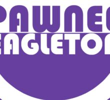 Pawnee-Eagleton unity concert 2014 Sticker