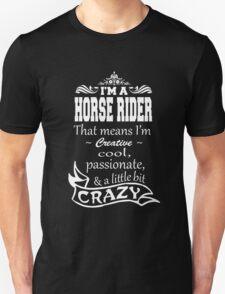HORSE RAIDER T-Shirt