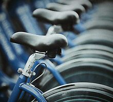 melbourne bikes awaiting by wellman