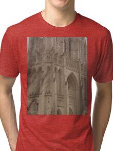 Larravide Cathedral 2 Tri-blend T-Shirt