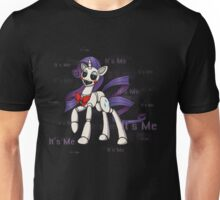 My Little Pony - MLP - FNAF - Rarity Animatronic Unisex T-Shirt