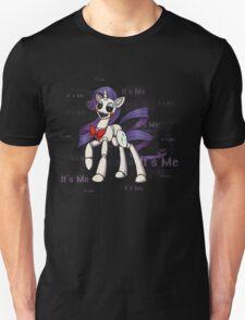 My Little Pony - MLP - FNAF - Rarity Animatronic T-Shirt