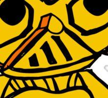Lill-Vader Sticker