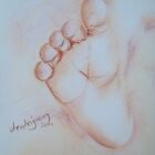 Baby foot  by Diane Rodriguez
