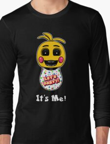 Five Nights at Freddy's - FNAF 2 - Toy Chica - It's Me! Long Sleeve T-Shirt