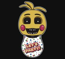 Five Nights at Freddy's - FNAF 2 -Toy Chica Kids Tee
