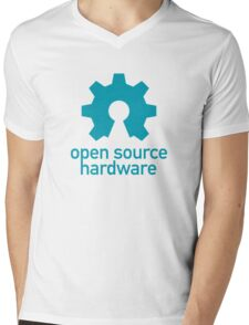 Open Source Hardware Mens V-Neck T-Shirt