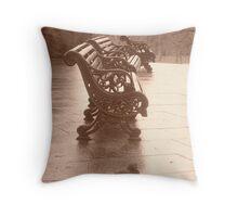 Greenwich Park Throw Pillow