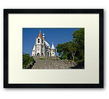Sameiro santuary Framed Print
