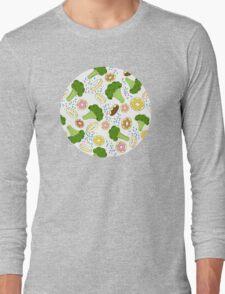 A Balanced Diet  Long Sleeve T-Shirt
