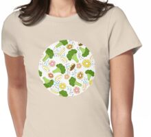A Balanced Diet  Womens Fitted T-Shirt