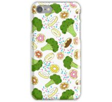 A Balanced Diet  iPhone Case/Skin