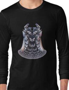 Seied - Trilobyte - Burning Man 2011 Long Sleeve T-Shirt