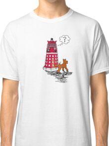 DALEK RELIEF Classic T-Shirt