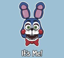Five Nights at Freddy's - FNAF 2 - Toy Bonnie - It's Me! Kids Tee