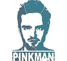 Pinkman by Mandar in