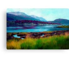 Tierra del Fuego National Park Canvas Print