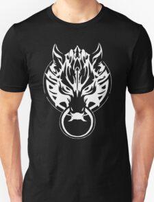 FINAL FANTASY FENRIR WOLF MOTIF Video Game, XBOX, PS3 T-Shirt