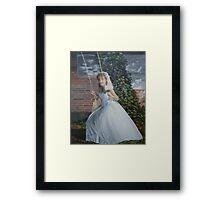 Wedding Morning Framed Print