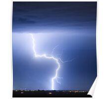 C2G Lightning Strike Poster