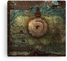 found treasure Canvas Print
